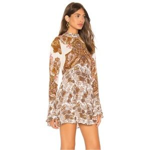 NWT Free People Lady Luck Tunic